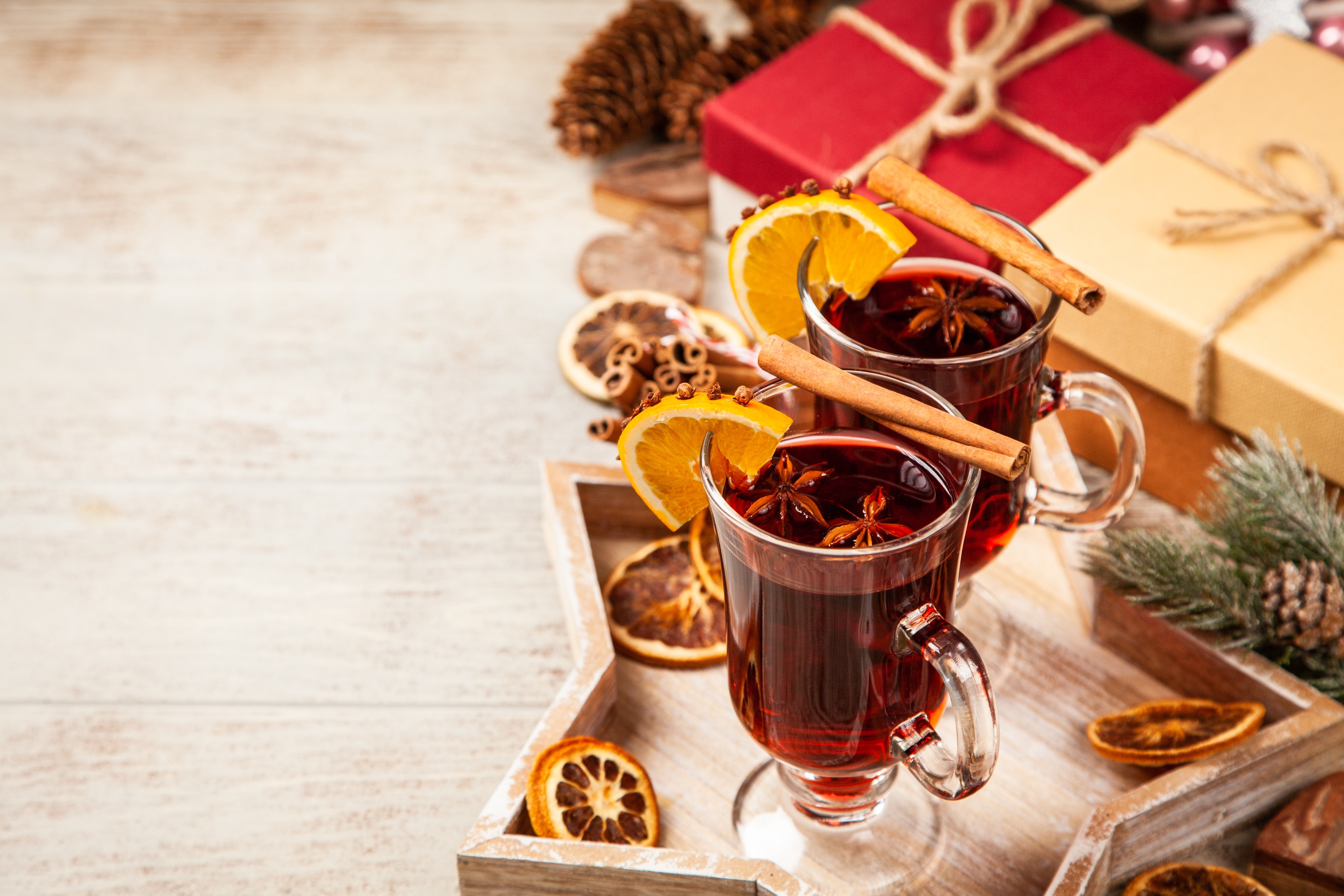 5 Holiday Drink Recipes To Whip Up In Your Kitchen