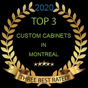 Best Custom cabinets in Montreal