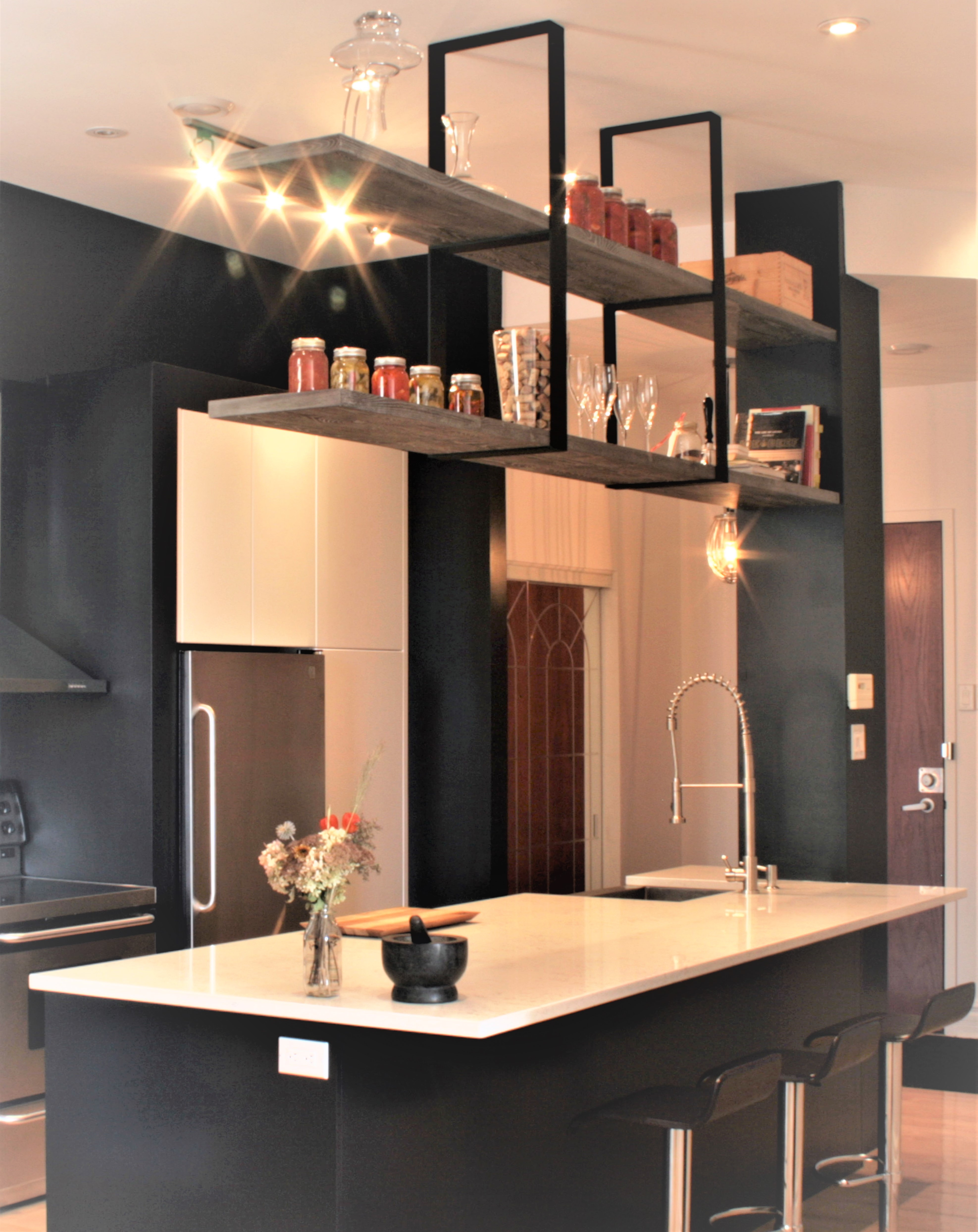 Fall Into The Dark Side: Why Black Is A Must-Have Colour In Your Kitchen