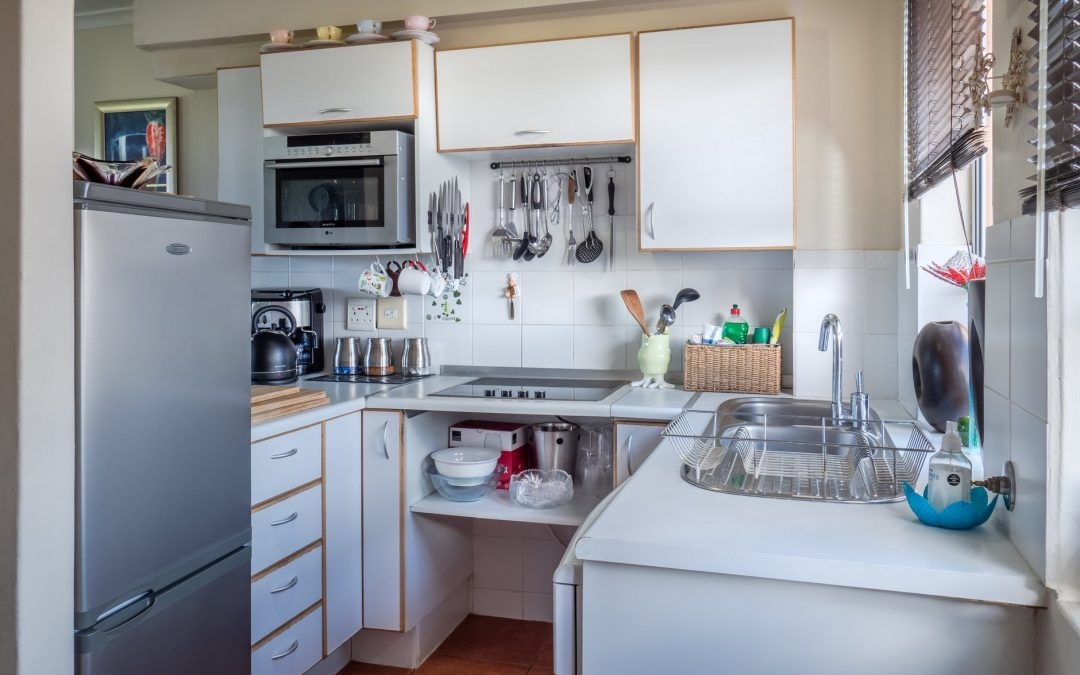 8 Creative Ways to Fully Benefit from a Small Kitchen