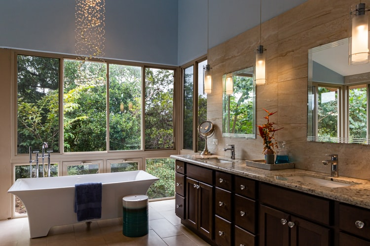 Design Ideas to Turn Your Bathroom into an Oasis